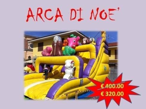 Parco Giochi Gonfiabili Cavour Pinerolo Torino L Isola Che