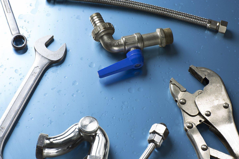 strumenti d'idraulici