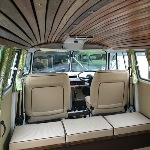 custom van interior