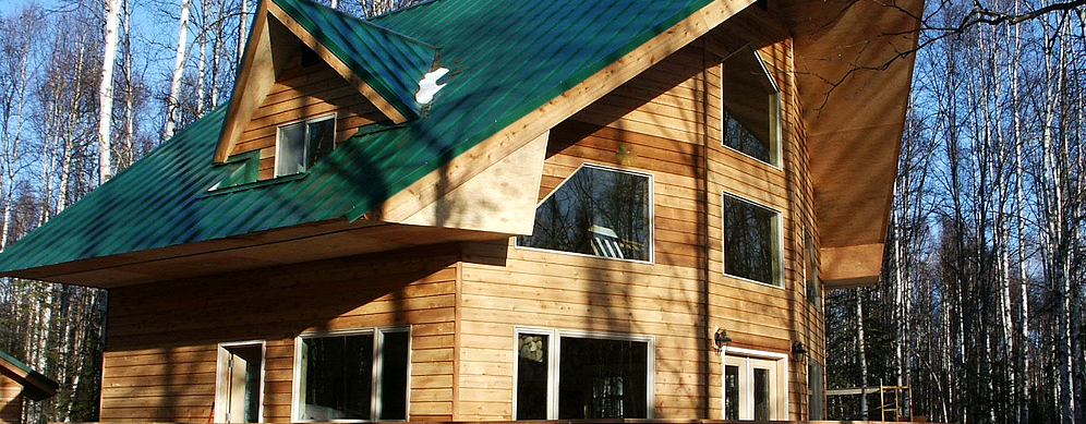 Specializing in window & door installation, Alborn Construction Inc