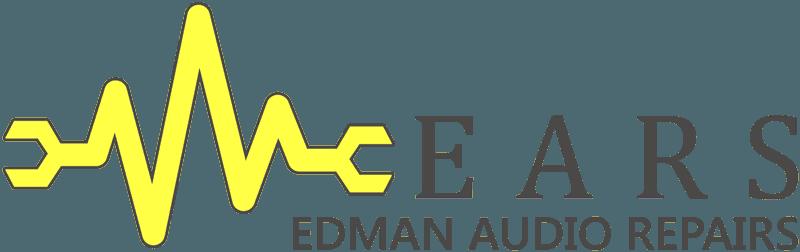 Edman Audio Repairs Logo