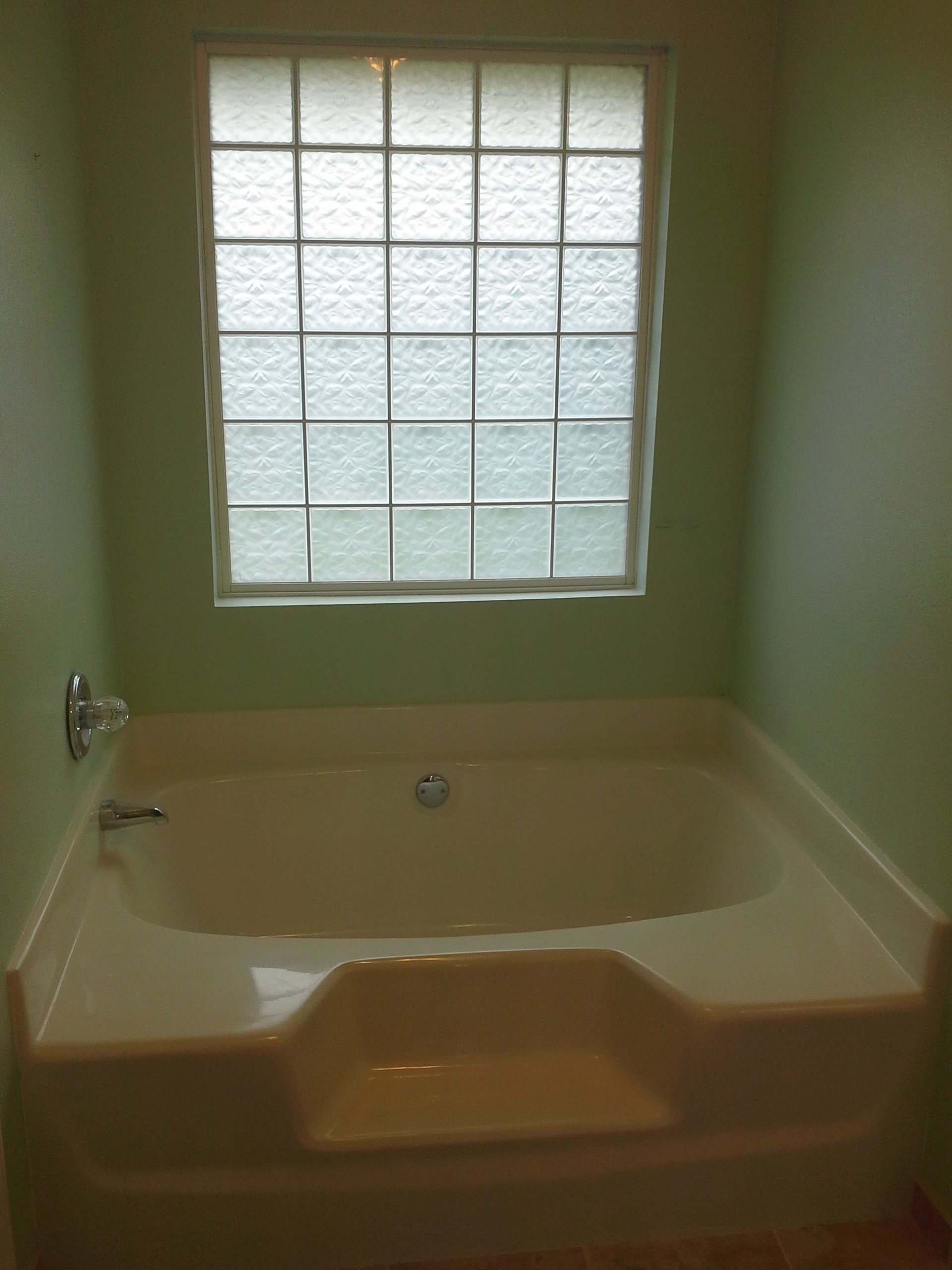 Before after bathroom remodeling cantonment for Bath remodel pensacola fl