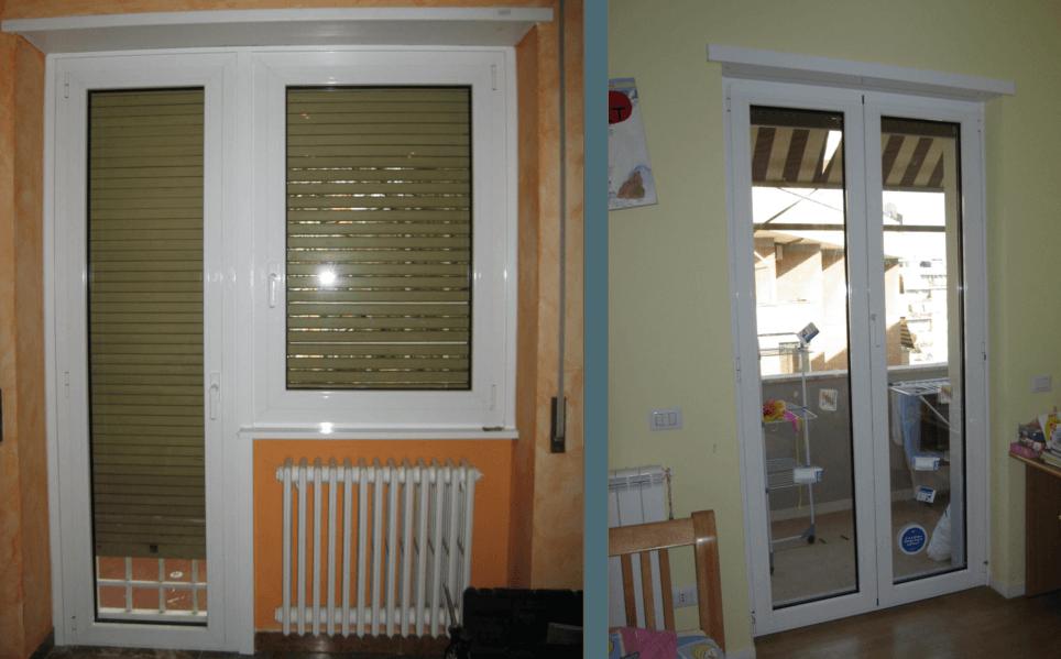Finestre taglio termico roma infissi a regola d 39 arte - Finestre a taglio termico ...