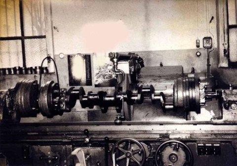 motore d'epoca