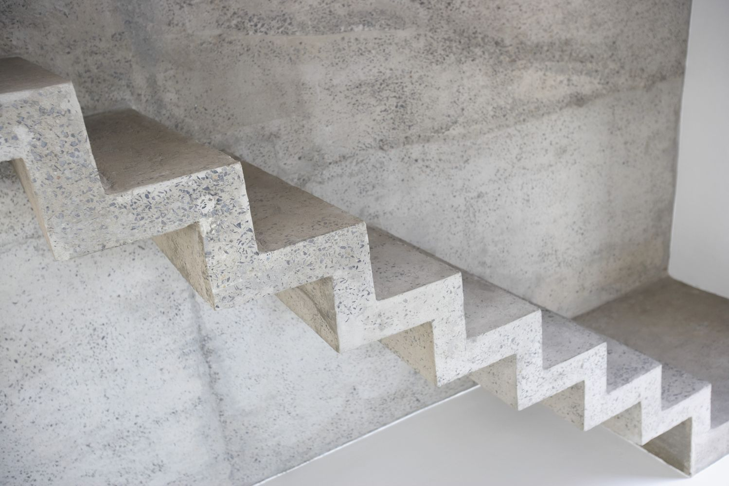 Stairs made by concreting professionals in Auckland