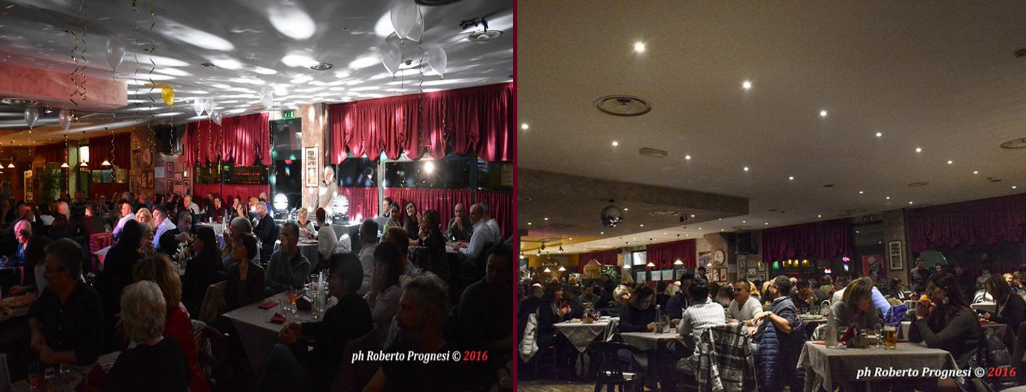 Musica dal vivo agli eventi al Black Rose Steak House Pizzeria a Santa Maria di Sala