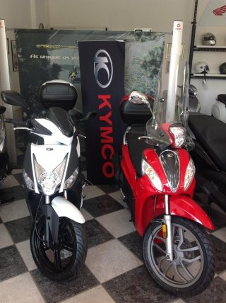 assistenza scooter