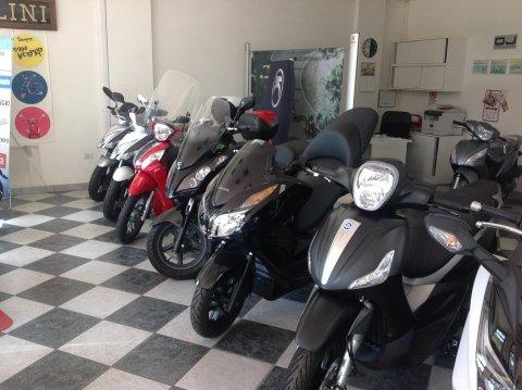 vendita scooter e moto