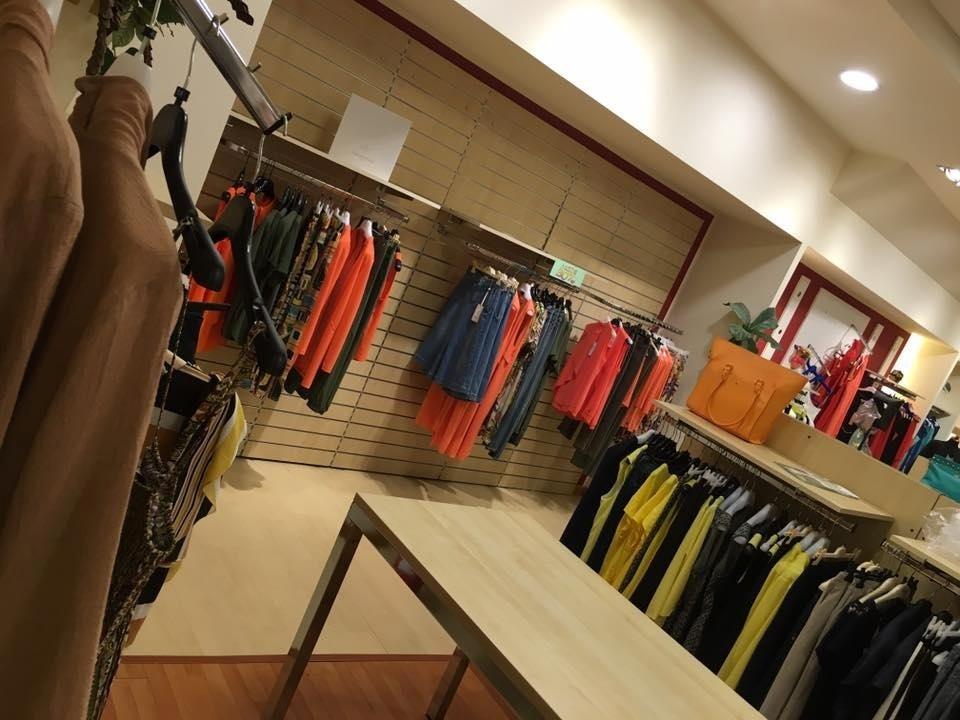 negozio di abbigliamento