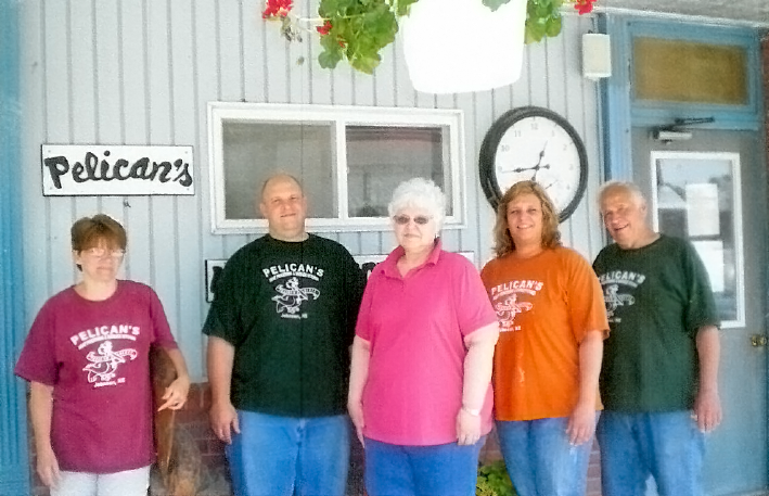 Our slaughter house team in Johnson, NE