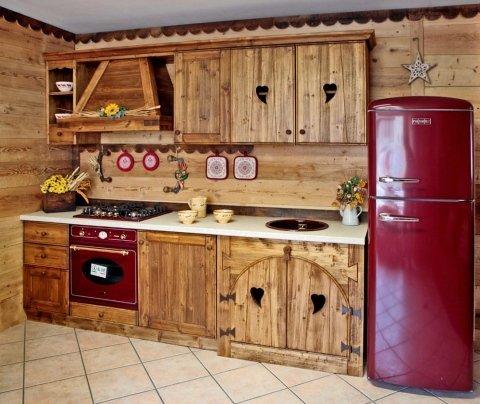 cucine rustiche componibili