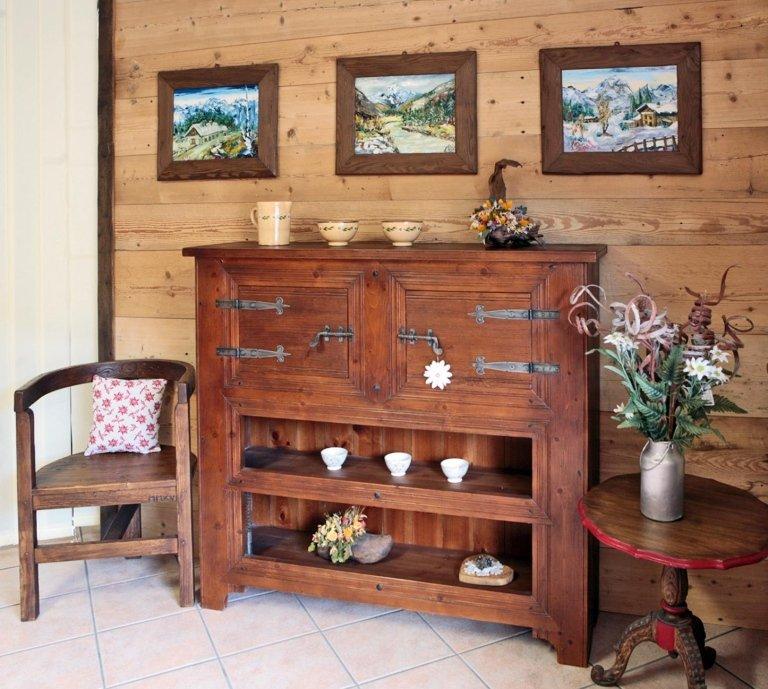 mobile legno