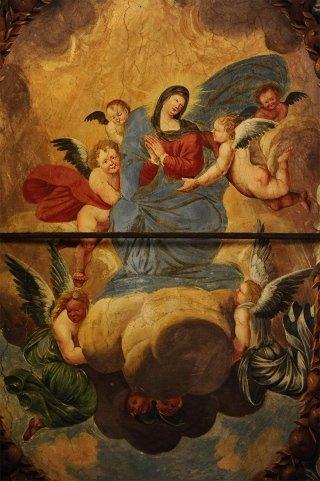 Notre Dame affreschi