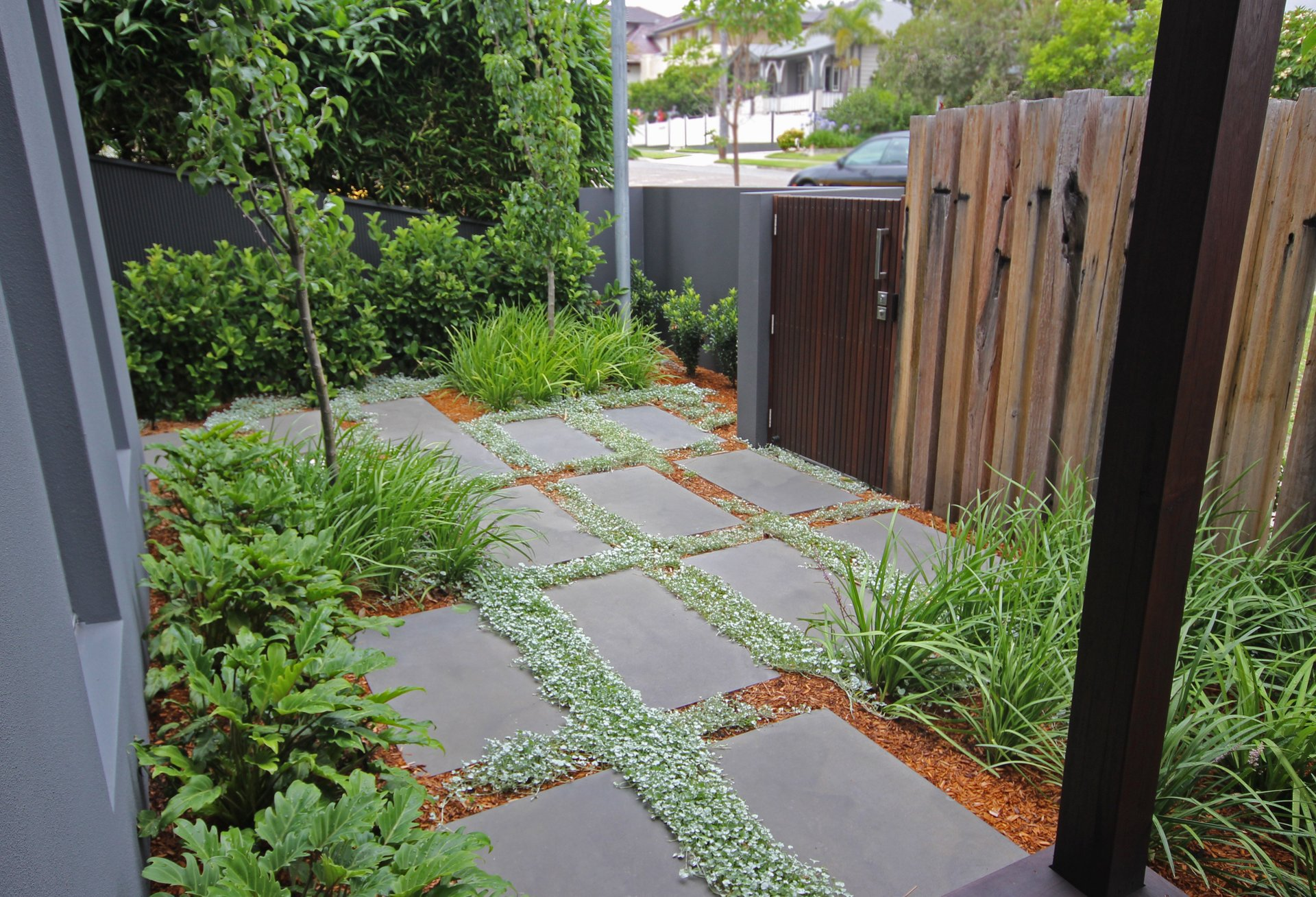 Garden landscape construction newcastle nsw for Garden design newcastle