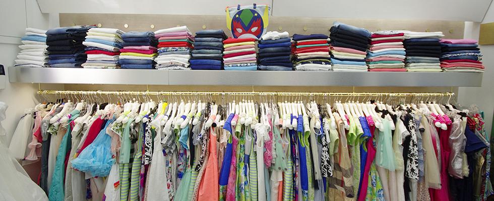 negozio abbigliamento bambini aversa