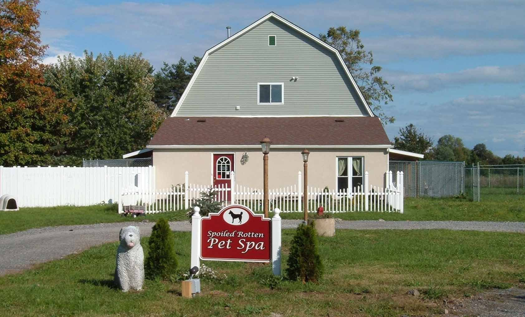Pet Spas Lockport, NY