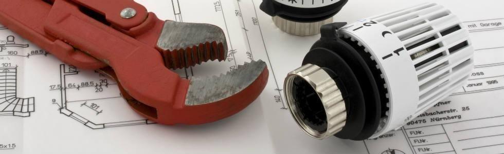 attrezzi dell'idraulico