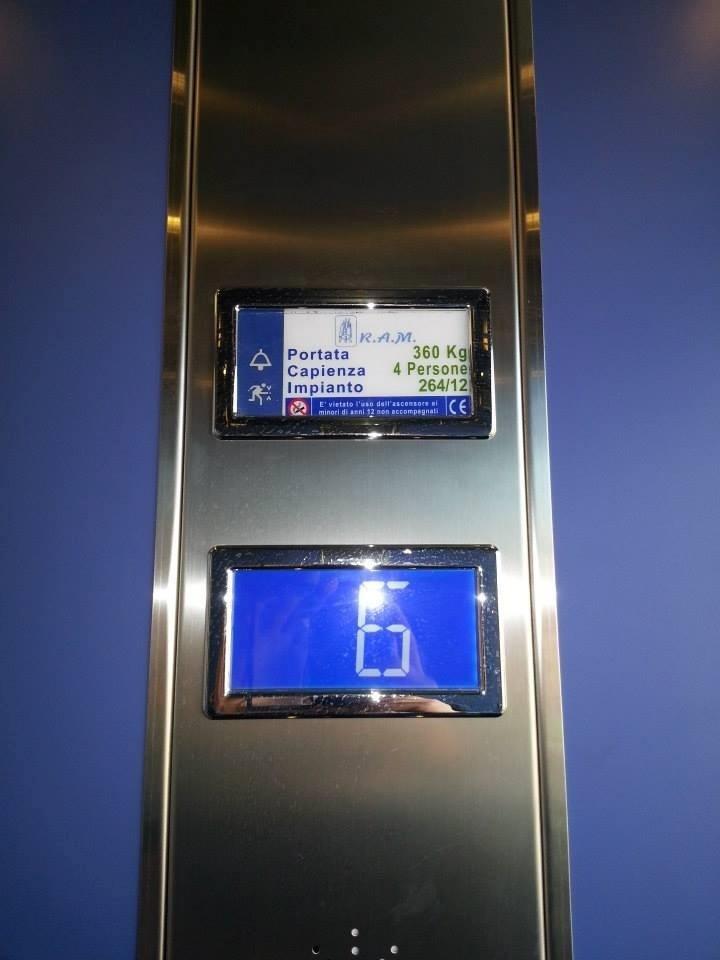 ascensore g. cesare