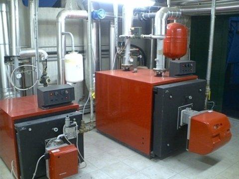 installazione caldaie a gas con tubi