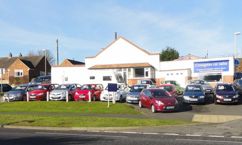Used Car Sales and LCVs in Scarborough