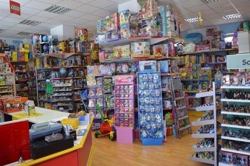 negozio di giochi