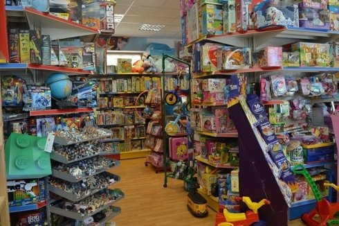 negozio per bambini