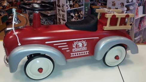macchina pompieri