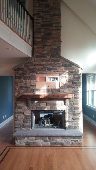Interior Fireplaces