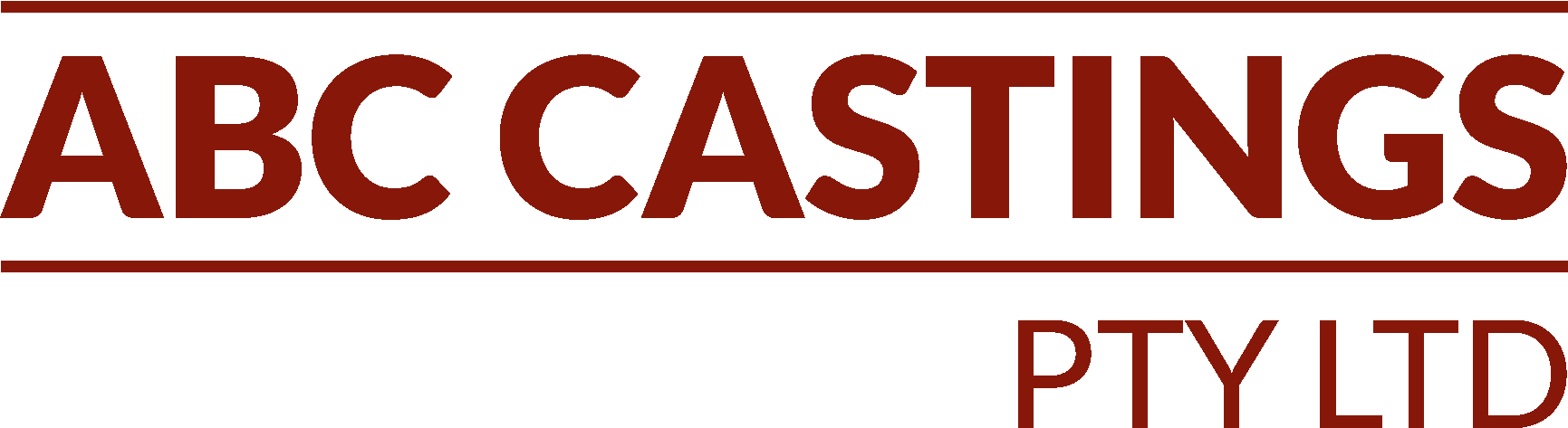 abc castings pty ltd logo