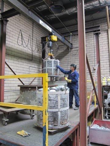 metal heat treatment