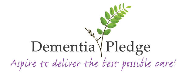 dementia pledge logo