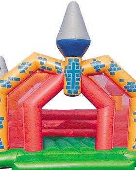 Hire Bouncy Castle - Andover, Hampshire - Alfred's Castles - Bouncy Castle