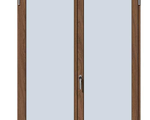 anta finestra di legno