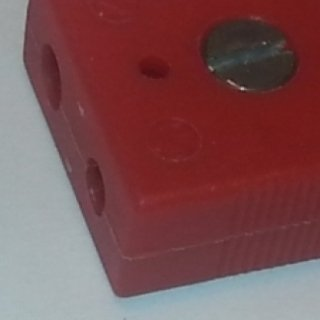 connettore standard rosso