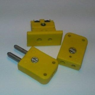 connettore standard giallo