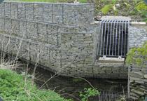 Box Gabions - Newport, Wales - KB Reinforcements Ltd - Box Gabions