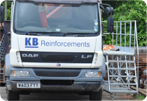 Steel Reinforcement - Devon - KB Reinforcements Ltd - Steel Reinforcement