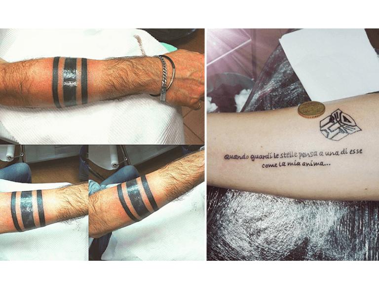 tattoo personalizzati