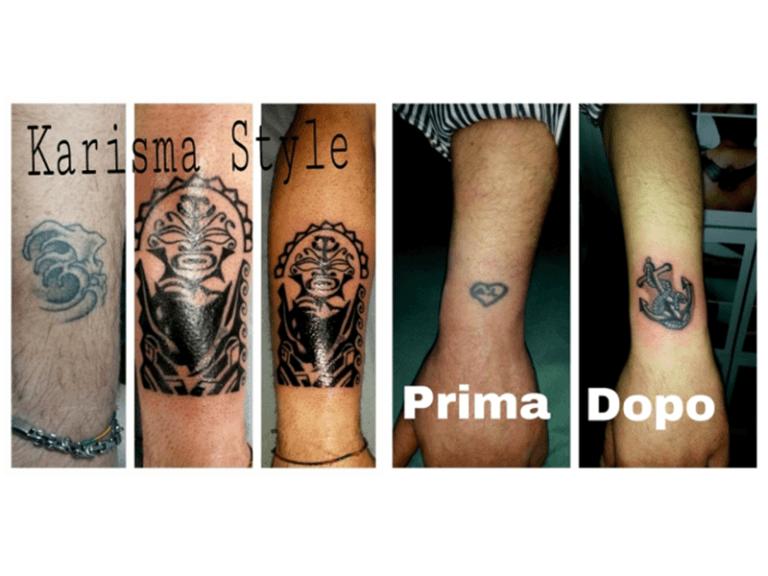 tatuaggio braccia