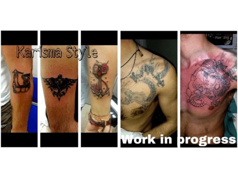 tattoo di tutte le misure