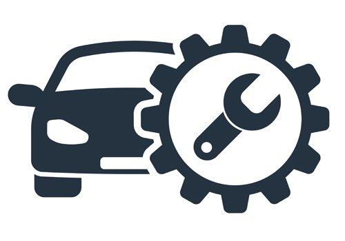 icona di un'officina meccanica