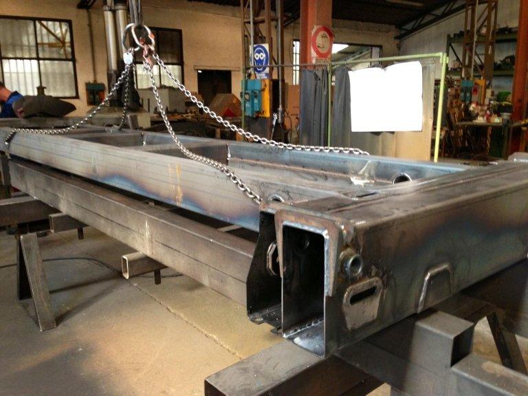 lavori di carpenteria ferro