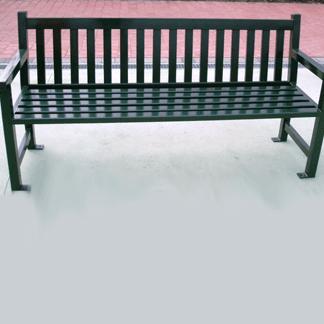 Panchina ferro