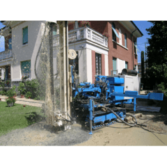 trivellazione pozzi Ronco