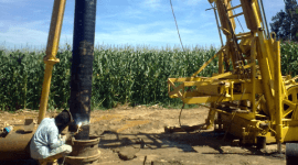 realizzazione pozzi agricoli