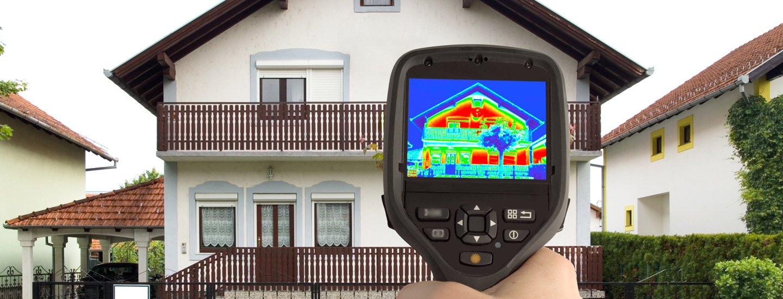 dispositivo di misurazione per una casa