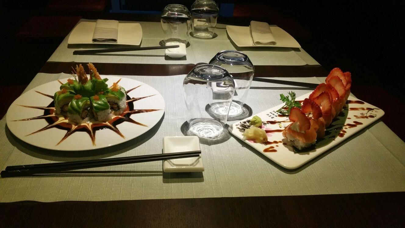 piatto cucina giapponese