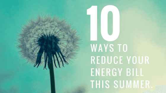 10 Ways to Reduce Your Energy Bill with Keith Gunn Electrical Solutions
