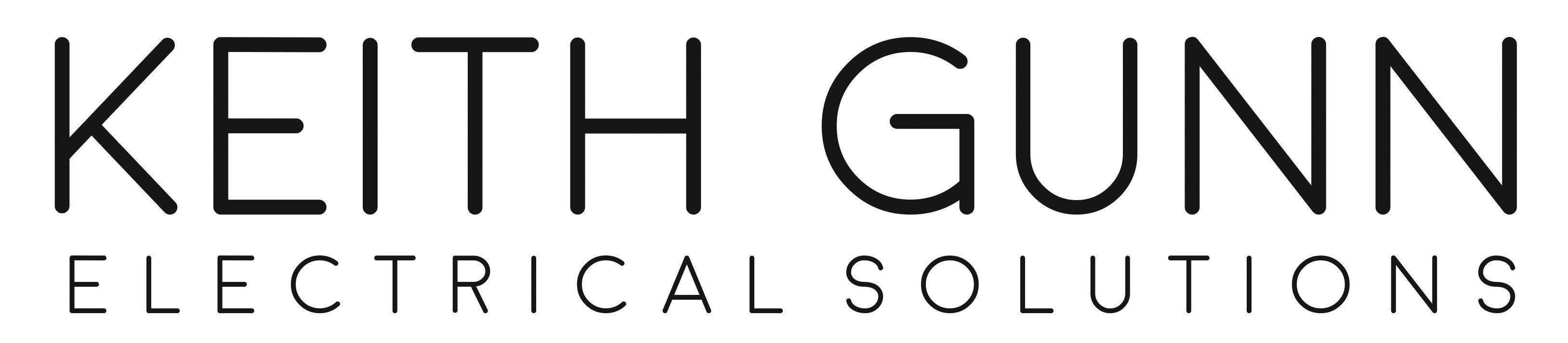 Keith Gunn Electrical Solutions logo