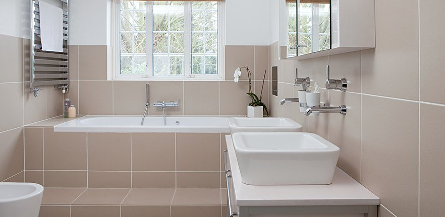 complete bathroom renovations and refurbishments